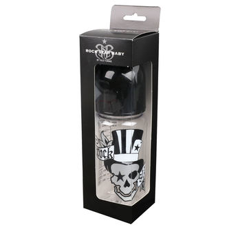 Дитина пляшка (300ml) ROCK STAR BABY - TATOO, ROCK STAR BABY