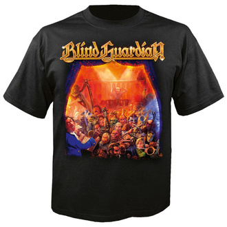 Чоловіча футболка метал Blind Guardian - A night at the opera - NUCLEAR BLAST, NUCLEAR BLAST, Blind Guardian