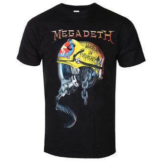 чоловіча  футболка металева Megadeth - FULL METAL VIC - PLASTIC HEAD, PLASTIC HEAD, Megadeth
