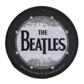Патч The Beatles - Drumskin - RAZAMATAZ, RAZAMATAZ, Beatles