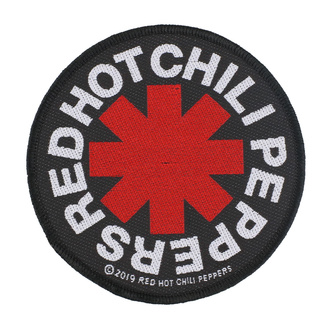 Патч Red Hot Chili Peppers - Asterisk - RAZAMATAZ, RAZAMATAZ, Red Hot Chili Peppers