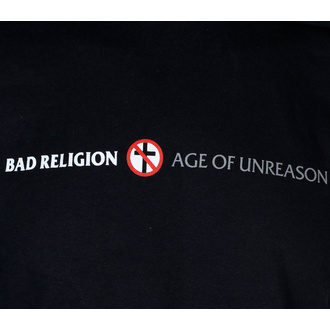 Чоловіча футболка метал  Bad Religion - Age Of Unreason - KINGS ROAD, KINGS ROAD, Bad Religion