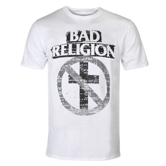 Чоловіча футболка метал Bad Religion - Typewriter Crossbuster - KINGS ROAD, KINGS ROAD, Bad Religion