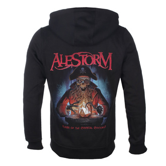 Чоловіча толстовка Alestorm - Curse of the Crystal Coconut - NAPALM RECORDS, NAPALM RECORDS, Alestorm