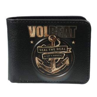 Гаманець Volbeat - Seal The Deal, NNM