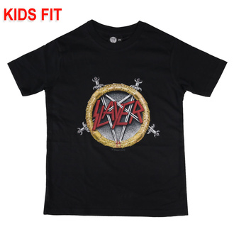 дитяча футболка Slayer - Pentagram - Metal-Kids, Metal-Kids, Slayer