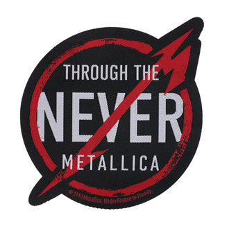 Патч Metallica - Through The Never - RAZAMATAZ, RAZAMATAZ, Metallica