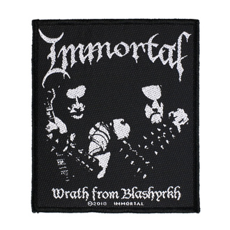 Патч Immortal - Wrath Of Blashyrkh - RAZAMATAZ, RAZAMATAZ, Immortal