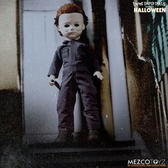 Лялька Halloween - Living Dead Dolls - Михайло Майерс, LIVING DEAD DOLLS, Halloween