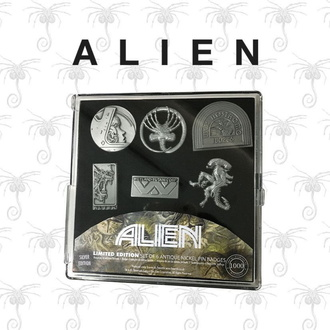 піни (набір 6шт) Alien - Limited Edition, NNM, Alien