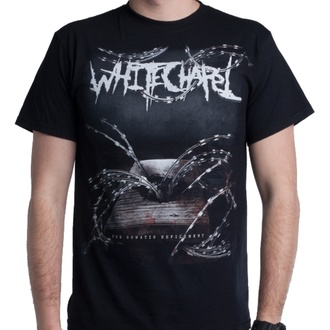 Чоловіча футболка метал Whitechapel - The Somatic Defilement - INDIEMERCH, INDIEMERCH, Whitechapel