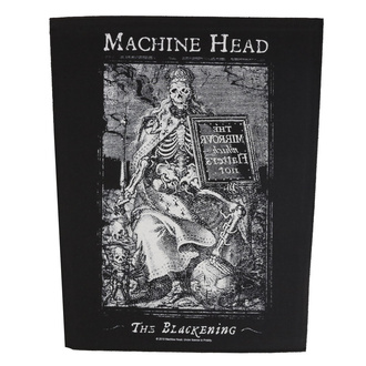Великий патч Machine Head - The Blackening - RAZAMATAZ, RAZAMATAZ, Machine Head