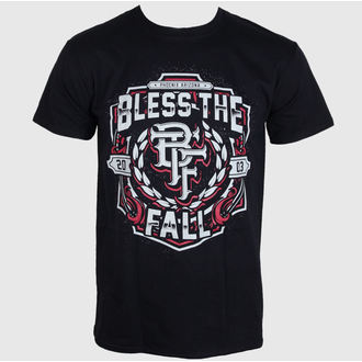 футболка метал чоловічий Bless The Fall - Crest - LIVE NATION, LIVE NATION, Bless The Fall