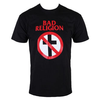футболка метал чоловічий Bad Religion - Cross Buster - KINGS ROAD, KINGS ROAD, Bad Religion