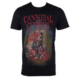 футболка метал чоловічий Cannibal Corpse - Chainsaw - PLASTIC HEAD, PLASTIC HEAD, Cannibal Corpse