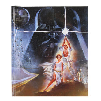 Блокнот STAR WARS - DARTH VADER - LOW FREQUENCY, LOW FREQUENCY, Star Wars
