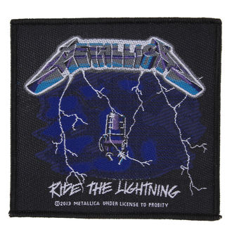 патч METALLICA - RIDE THE LIGHTNING - RAZAMATAZ, RAZAMATAZ, Metallica