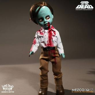 Лялька Зорі З The Мертвий - Plaid shirt zombie - Living Dead Dolls, LIVING DEAD DOLLS, Dawn of the Dead