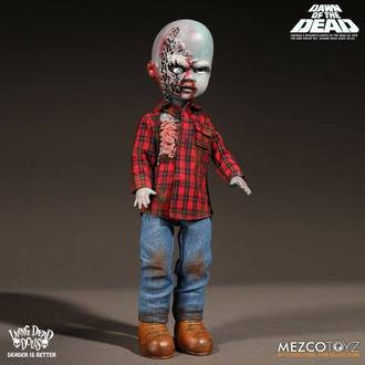 лялька Зорі З The Мертвий - Flybiy zombie - Living Dead Dolls, LIVING DEAD DOLLS, Dawn of the Dead