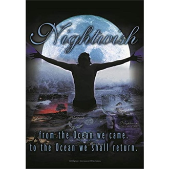 Прапор Nightwish - From the Ocean…, HEART ROCK, Nightwish