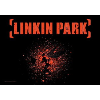 Прапор Linkin Park - Soldier Wings, HEART ROCK, Linkin Park