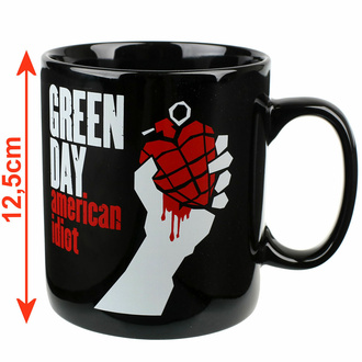 Велика кружка GREEN DAY - ROCK OFF, ROCK OFF, Green Day