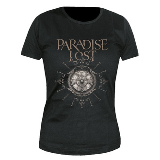 Жіноча футболка PARADISE LOST - Obsidian rose - NUCLEAR BLAST, NUCLEAR BLAST, Paradise Lost