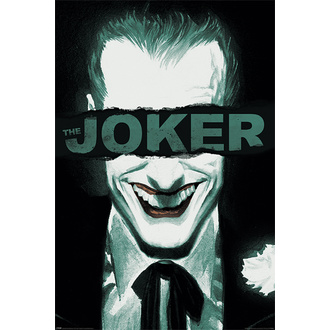 Плакат THE JOKER - PUT ON A HAPPY FACE - DC КОМІТИ - PYRAMID POSTERS, PYRAMID POSTERS