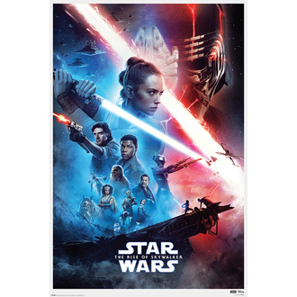 Плакат STAR WARS - IX-RISE OF SKYWALKER - PYRAMID POSTERS, PYRAMID POSTERS, Star Wars