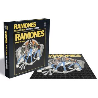 Пазл RAMONES - ROAD TO RUIN - PLASTIC HEAD, PLASTIC HEAD, Ramones