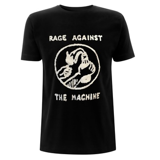 футболка метал чоловічий Rage against the machine - Molotov & Stencil - NNM, NNM, Rage against the machine