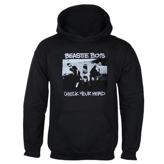 Чоловіча толстовка з капюшоном BEASTIE BOYS - CHECK YOUR HEAD - ЧОРНИЙ - GO TO HAVE ІТ, GOT TO HAVE IT, Beastie Boys