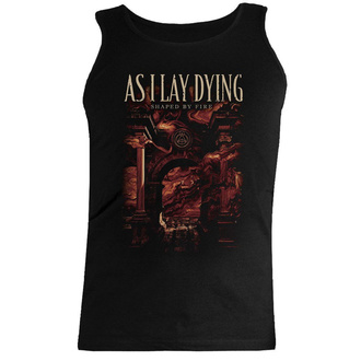 Чоловіча майка AS I LAY DYING - Shaped by fire - NUCLEAR BLAST, NUCLEAR BLAST, As I Lay Dying