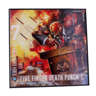 Зображення Five Finger Death Punch-Justice for None-B4384M8, NNM, Five Finger Death Punch