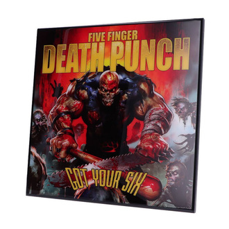 Зображення Five Finger Death Punch - Got Your Six, NNM, Five Finger Death Punch