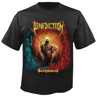 Чоловіча футболка BENEDICTION - Scriptures - NUCLEAR BLAST, NUCLEAR BLAST, Benediction