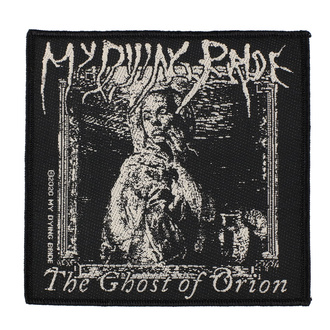 Патч My Dying Bride - The Ghost Of Orion Woodcut - RAZAMATAZ, RAZAMATAZ, My Dying Bride