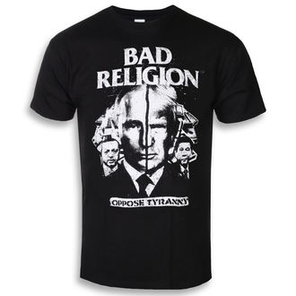 футболка метал чоловічий Bad Religion - Oppose Tyranny - KINGS ROAD, KINGS ROAD, Bad Religion