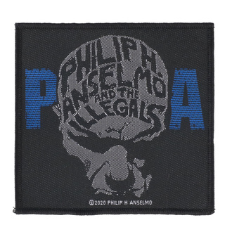 Патч Philip H. Anselmo & The Illegals - Face - RAZAMATAZ, RAZAMATAZ, Philip H. Anselmo & The Illegals