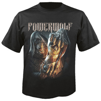 Чоловіча футболка POWERWOLF - Hourglass - NUCLEAR BLAST, NUCLEAR BLAST, Powerwolf