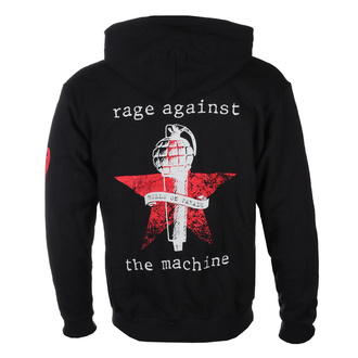 Чоловіча толстовка з капюшоном Rage against the machine - Bulls On Parade Mic - NNM, NNM, Rage against the machine