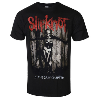 Чоловіча футболка Slipknot - The Gray -Chapter Album - ROCK OFF, ROCK OFF, Slipknot