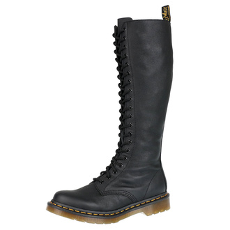 Взуття DR. MARTENS - з 20-ма отворами для шнурків - 1B60 Virginia black, Dr. Martens