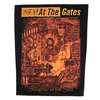 Великий патч At The Gates - Slaughter Of The Soul - RAZAMATAZ, RAZAMATAZ, At The Gates