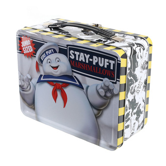 Чохол Ghostbusters - Tin Tote Stay Puft Marshmallow Man, NNM, Ghostbusters