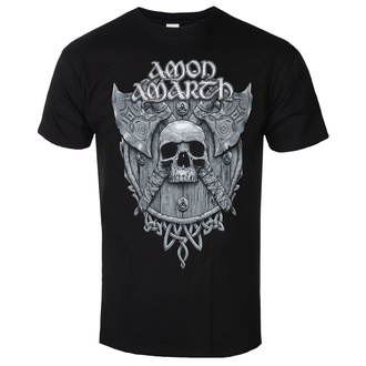 чоловіча футболка металева  Amon Amarth - GREY SKULL - PLASTIC HEAD, PLASTIC HEAD, Amon Amarth