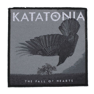 Патч Katatonia - Fall Of Hearts - RAZAMATAZ, RAZAMATAZ, Katatonia