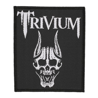 патч TRIVIUM - SCREAMING SKULL - RAZAMATAZ, RAZAMATAZ, Trivium
