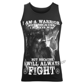 Верх Чоловіки VICTORY OR VALHALLA - I AM A WARRIOR, VICTORY OR VALHALLA