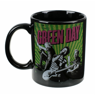 Чашка GREEN DAY - ROCK OFF, ROCK OFF, Green Day